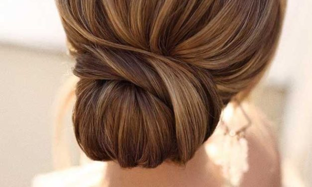 3 cute and easy low bun hairstyles