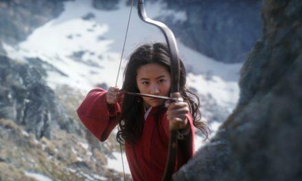 Mulan Coming soon on Disney+