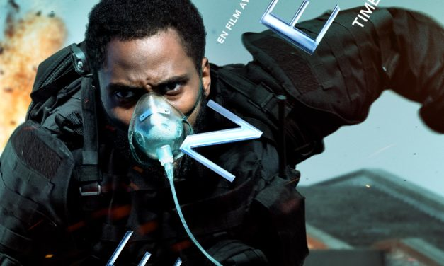 Christopher Nolan movie 'Tenet'  new trailer
