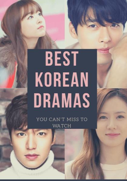 Top recommended favorite K-drama of Netflix Originals