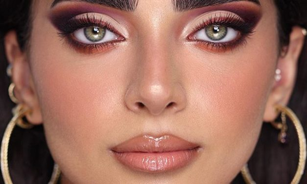 How to do wine eyes using the Fenty Beauty Wine palette