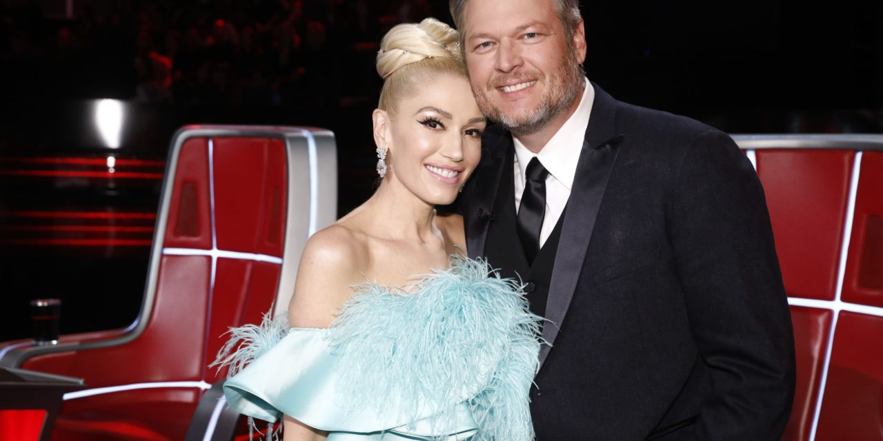 Gwen Stefani and Blake Shelton just saved our 2020 by getting engaged!