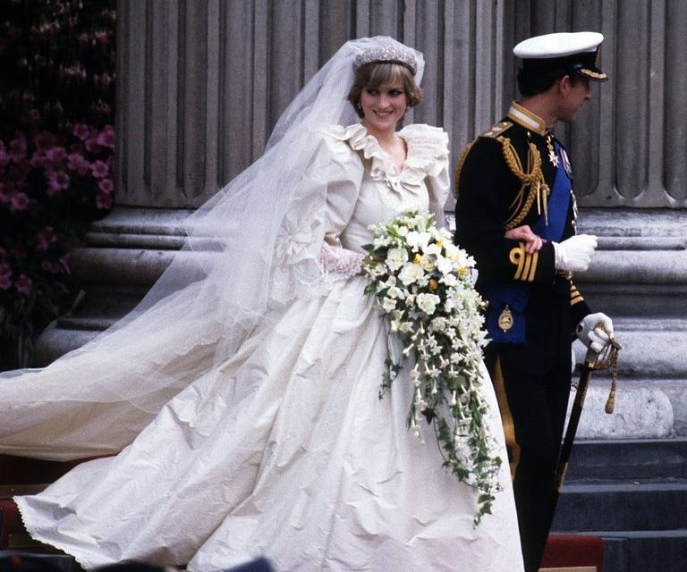 Princess Diana's Wedding Dress- Facts you didn't know