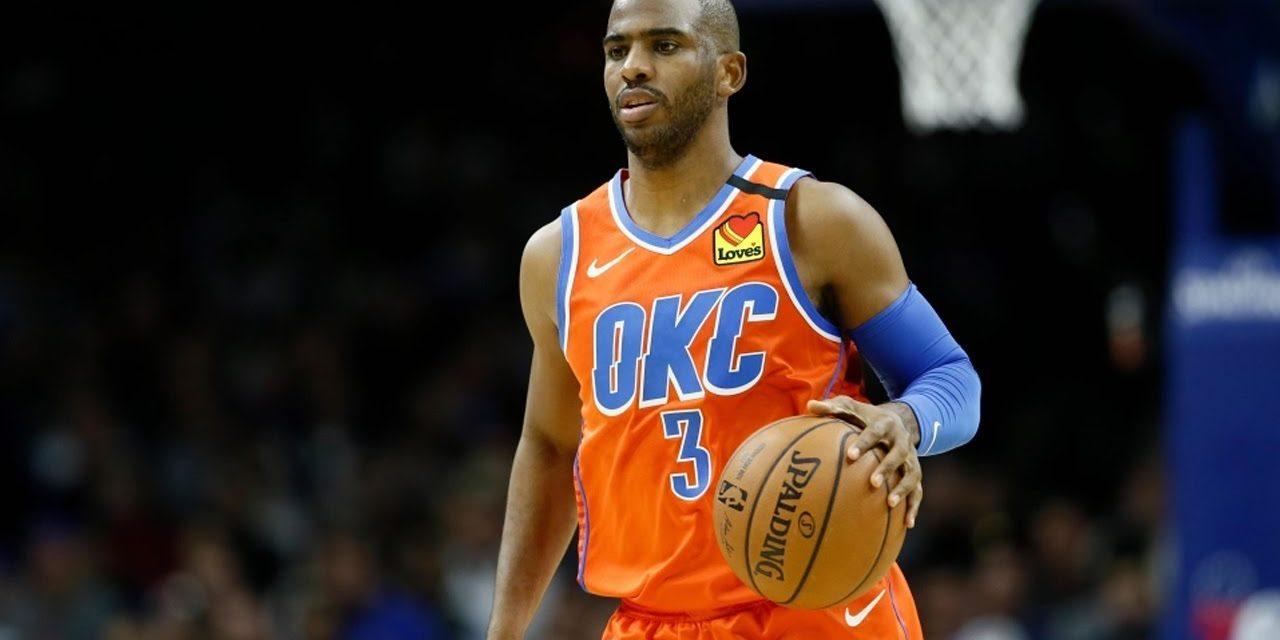 Chris Paul to Phoenix Suns