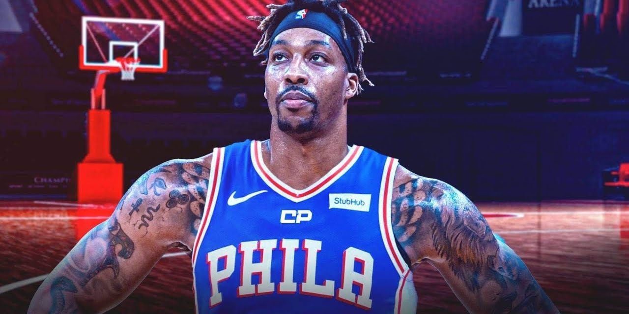 Dwight Howard joins 76ers on a one-year deal