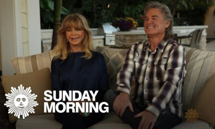 Goldie Hawn and Kurt Russell shares secret of their relationship