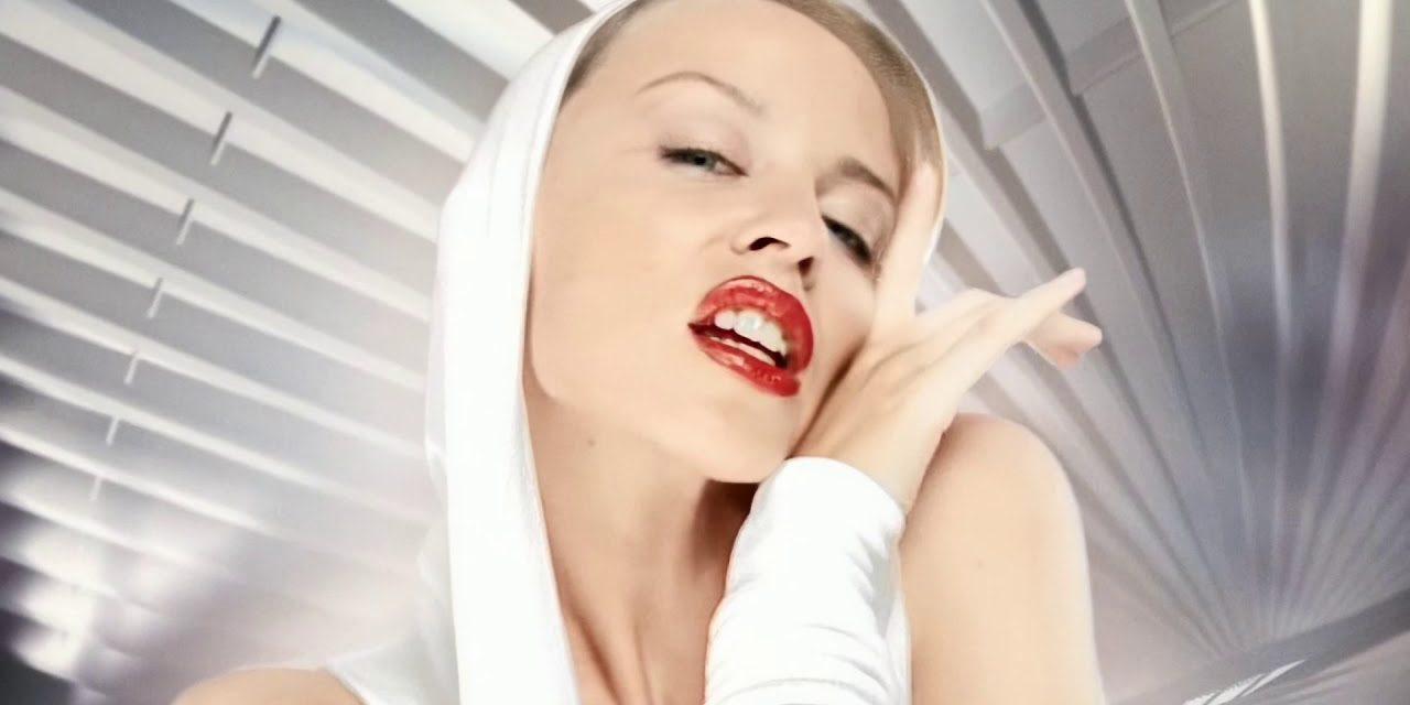 Kylie Minogue – the pop singer