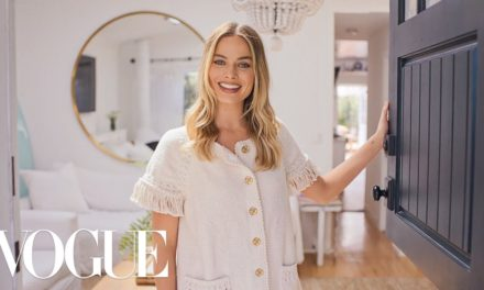 Margot Robbie on  Pirates of the Caribbean and Dreamland