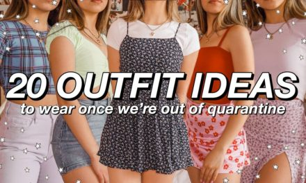 20 OUTFIT IDEAS!! aka what to wear once we're out of quarantine lol