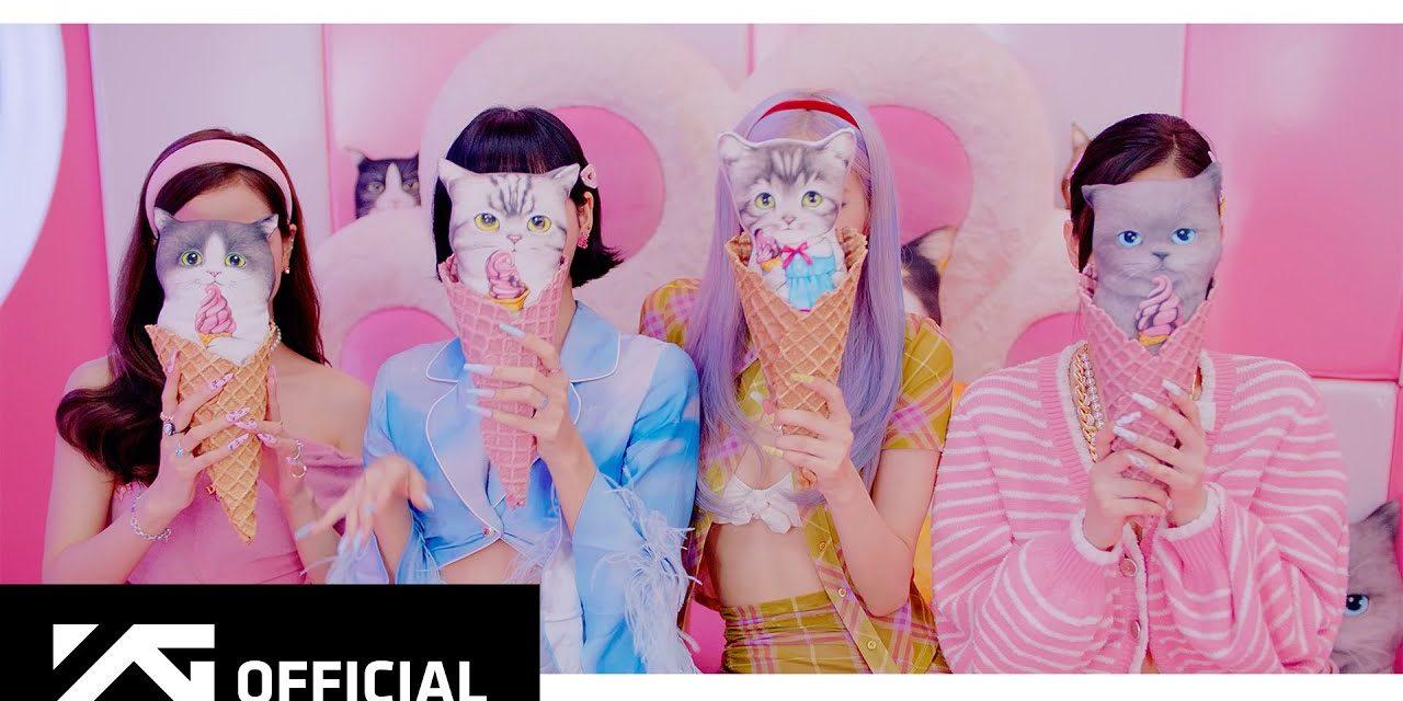 BLACKPINK – 'Ice Cream (with Selena Gomez)' M/V