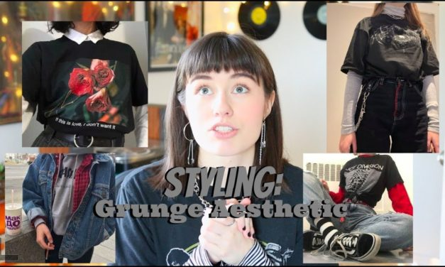 Grunge Clothes Makeover