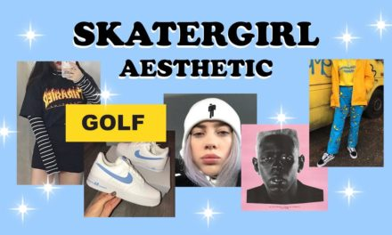Grunge Skater Girl