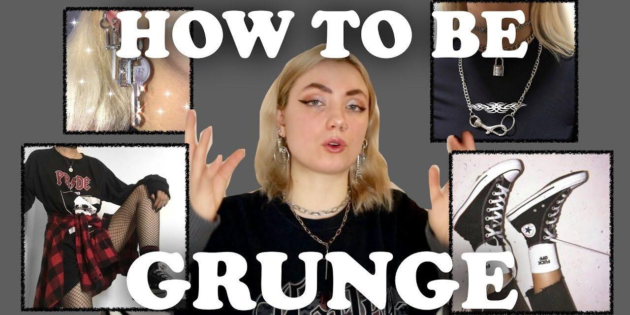 Grunge Style Aesthetics