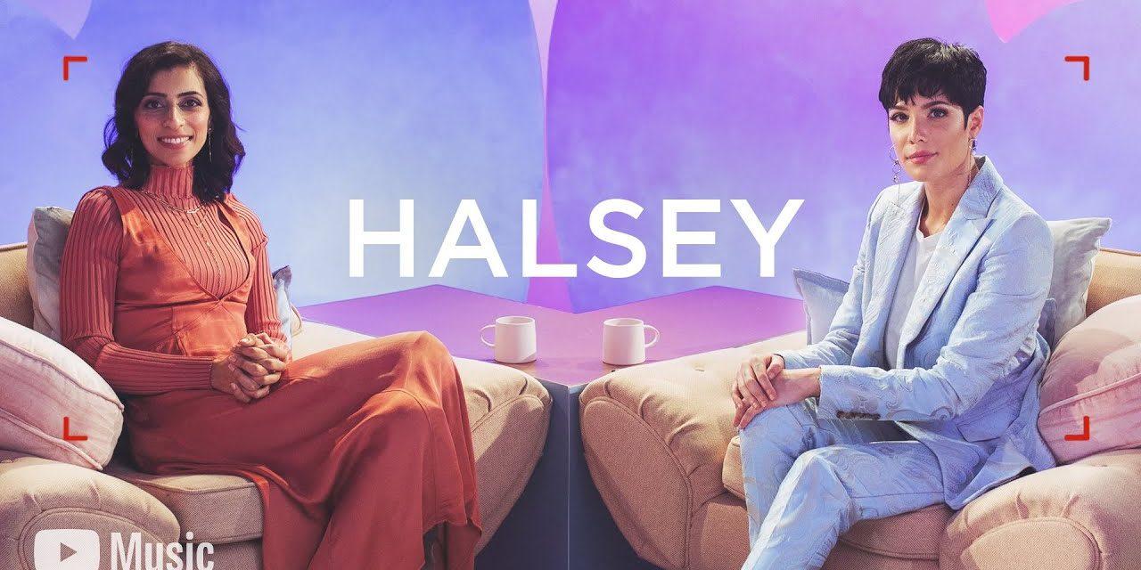 Halsey — A Conversation About Bipolar Disorder