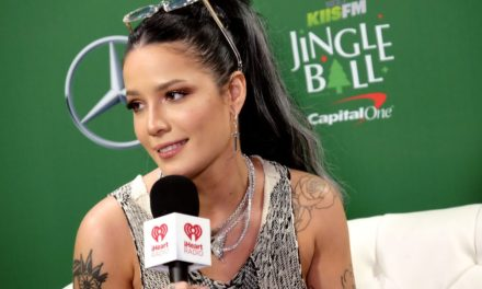 Halsey 'very sorry' for posting photo of her struggle with eating