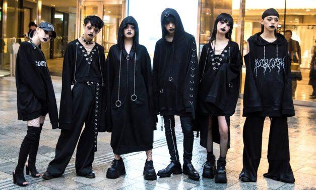 Japanese Grunge Fashion