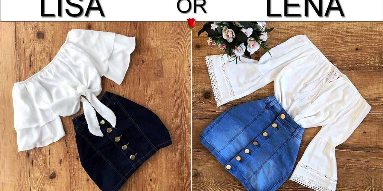LISA OR LENA 🌹 Cute Outfits