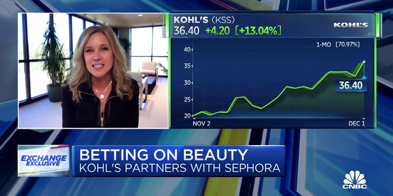 Sephora Inside Kohl's – The new partnership