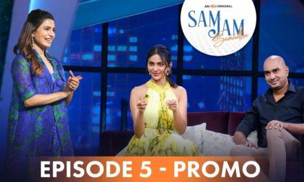 Sam Jam Episode 5 Promo | Samantha Akkineni, Rakul Preet Singh, Krish Jagarlamudi | An aha Original