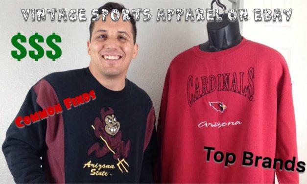 Vintage Sports Clothing