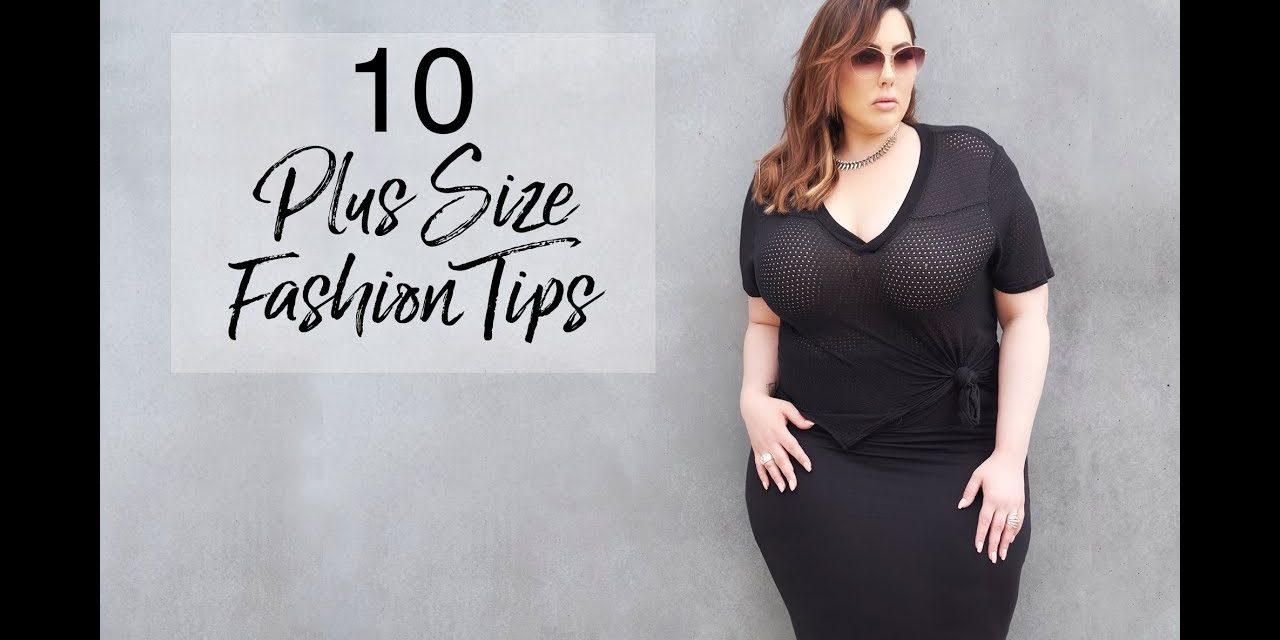 10 Plus Size Fashion Tips   Marste