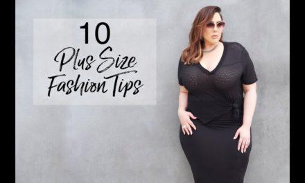 10 Plus Size Fashion Tips | Marste