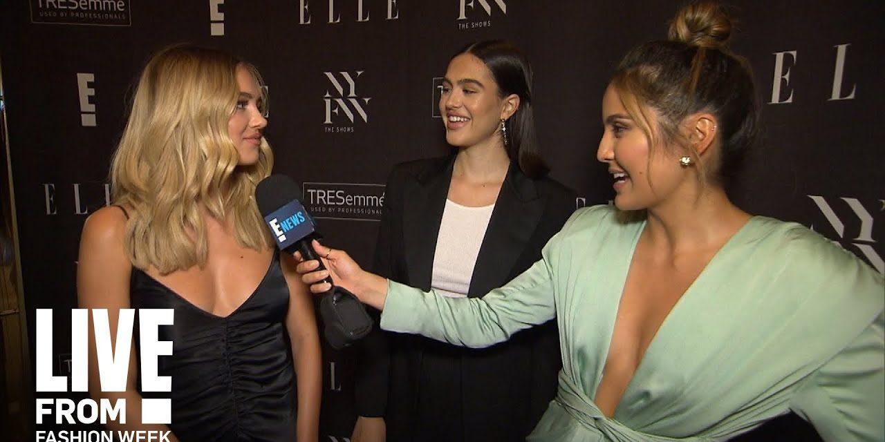 Amelia Gray Hamlin Compares Herself to Hannah Montana | E! Red Carpet & Award Shows