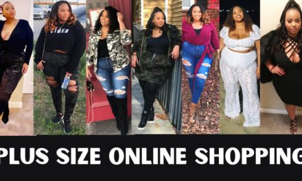 BEST STORES to SHOP ONLINE for PLUS SIZE CLOTHES –  Affordable & Trendy!