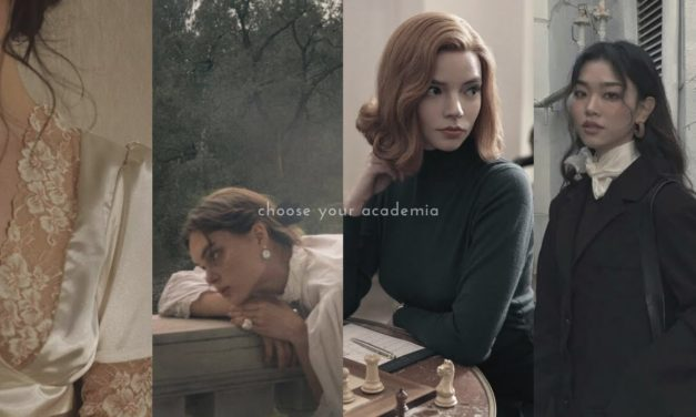 CHOOSE YOUR ACADEMIA // find your aesthetic 2020 (classic, dark, romantic, light w/ books & movies)