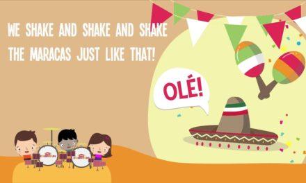 Cinco de Mayo for Kids | Cinco de Mayo Song | Cinco de Mayo Music | The Kiboomers