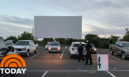 Drive-In Theaters Are Making A Comeback During The Coronavirus Pandemic | TODAY