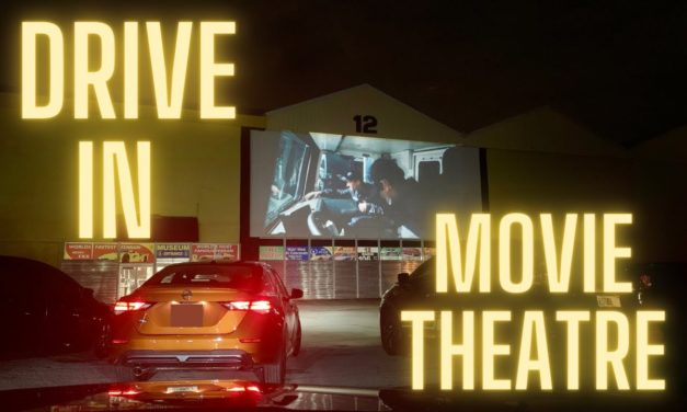 Drive in Theatre in Ft. Lauderdale, Florida   Swap Shop