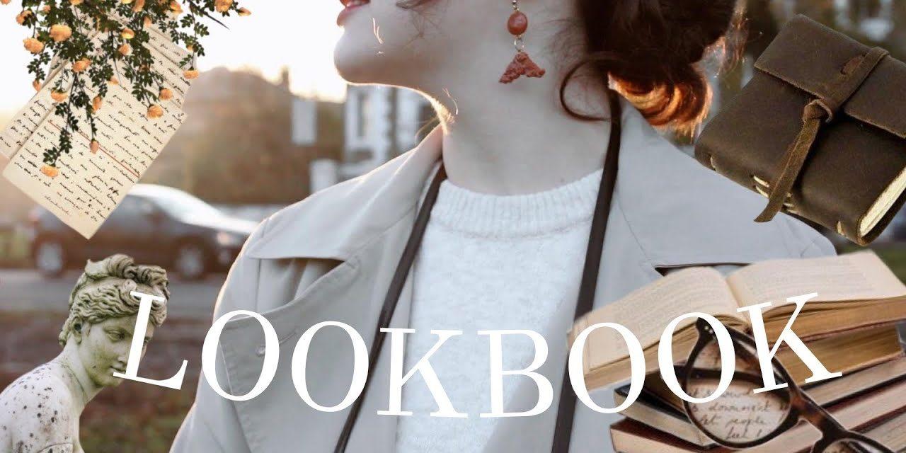 Exploring DARK ACADEMIA fashion (oh and a lookbook!)