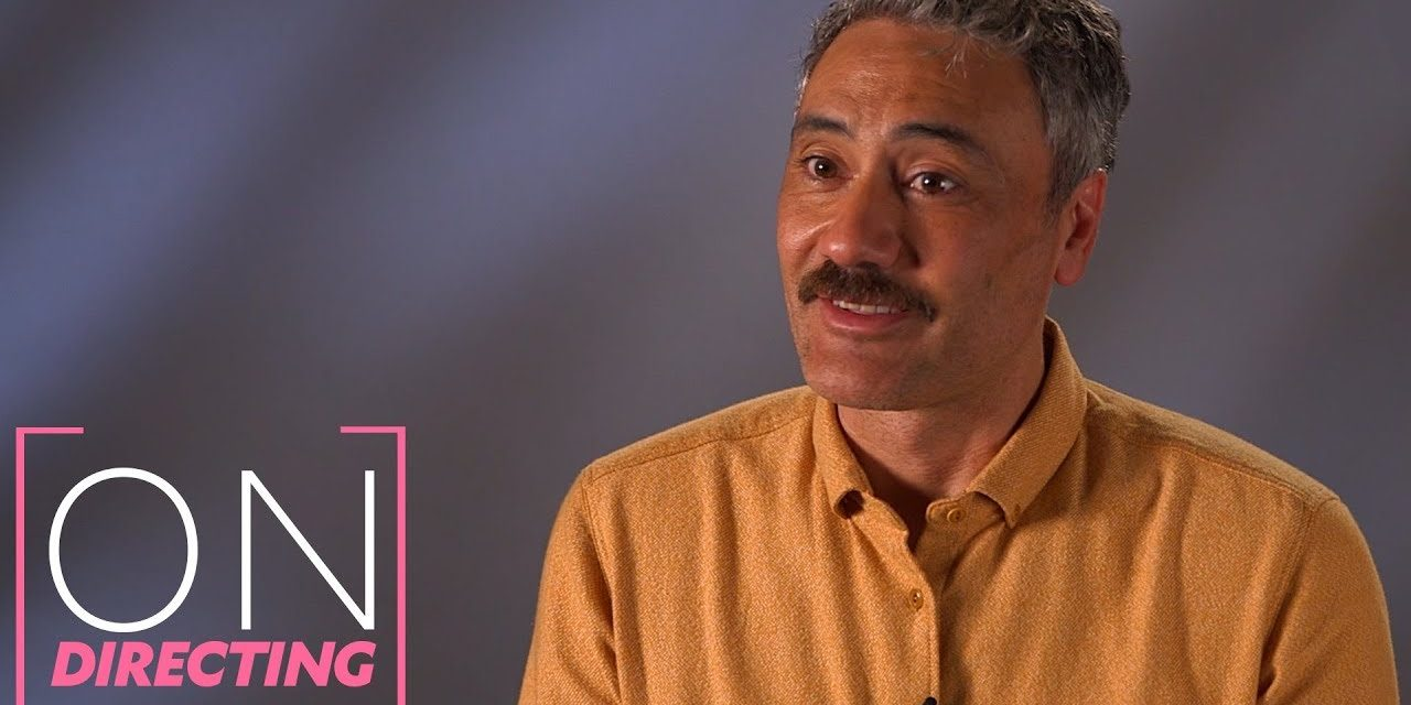 How Being Yourself Can Make You Hilarious   Taika Waititi on Filmmaking