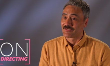 How Being Yourself Can Make You Hilarious | Taika Waititi on Filmmaking
