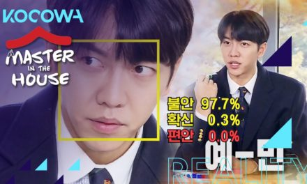 Lee Seung Gi is confident in English [Master in the House Ep 157]