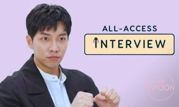 Lee Seung-gi on all his past dramas and his favorite role   All Access Interview [ENG SUB]