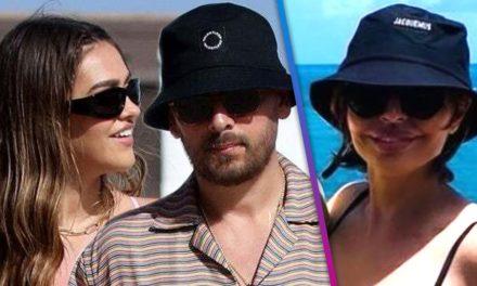 Lisa Rinna TEASES Daughter Amelia Hamlin's Boyfriend Scott Disick