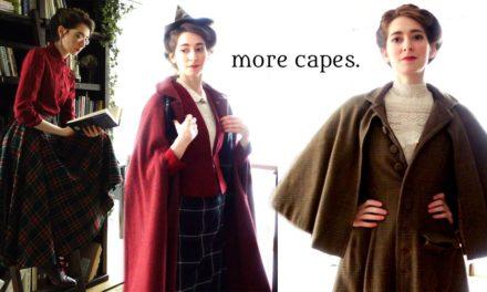 My Victorian/Witchy/Dark Academia Wardrobe | Fighting Fast Fashion