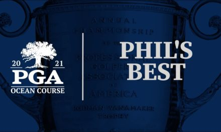 Phil Mickelson's Best Shots At The 2021 PGA Championship