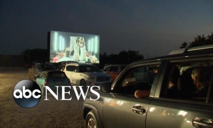 Rebirth of drive-in movie theaters