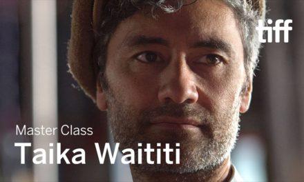 TAIKA WAITITI | Master Class | TIFF 2018