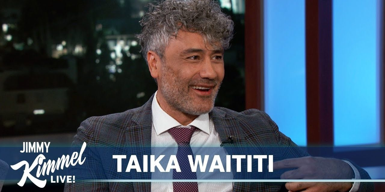 Taika Waititi on Jojo Rabbit, New Thor Movie & Sleeping at Work