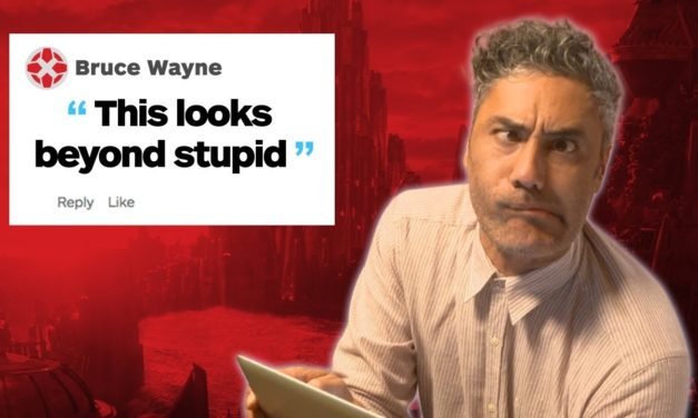 Taika Waititi Responds to IGN's Thor Comments