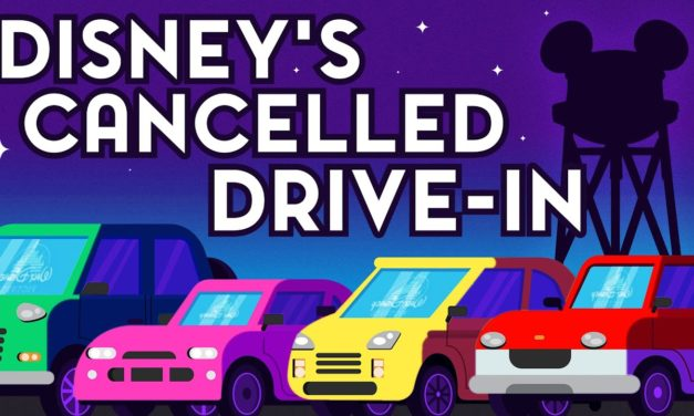 The Disney Drive-In Theater That Never Happened