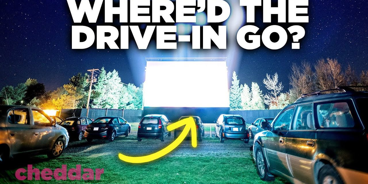 The Rise And Fall Of The Drive-In Theater – Cheddar Explains