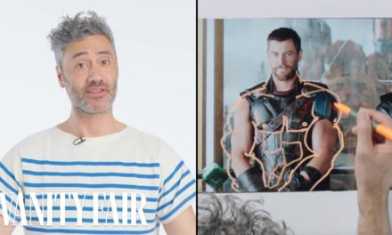 Thor: Ragnarok's Director Breaks Down a Fight Scene | Notes on a Scene | Vanity Fair