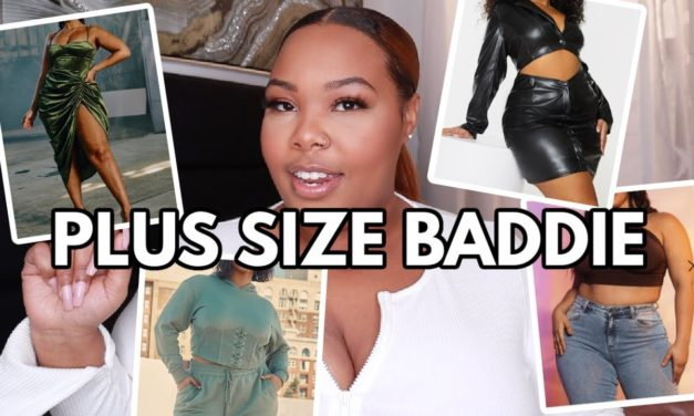 TOP 10 PLACES TO SHOP ONLINE | Affordable Plus Size BADDIE Edition