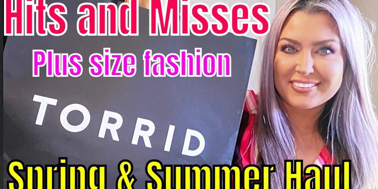 Torrid Spring Summer 2021 haul   Mid / Plus Size Fashion   HOTMESS MOMMA VLOGS