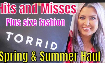 Torrid Spring Summer 2021 haul | Mid / Plus Size Fashion | HOTMESS MOMMA VLOGS